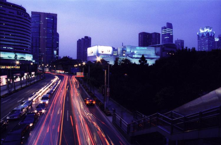 CITY LOVE SHANGHAI