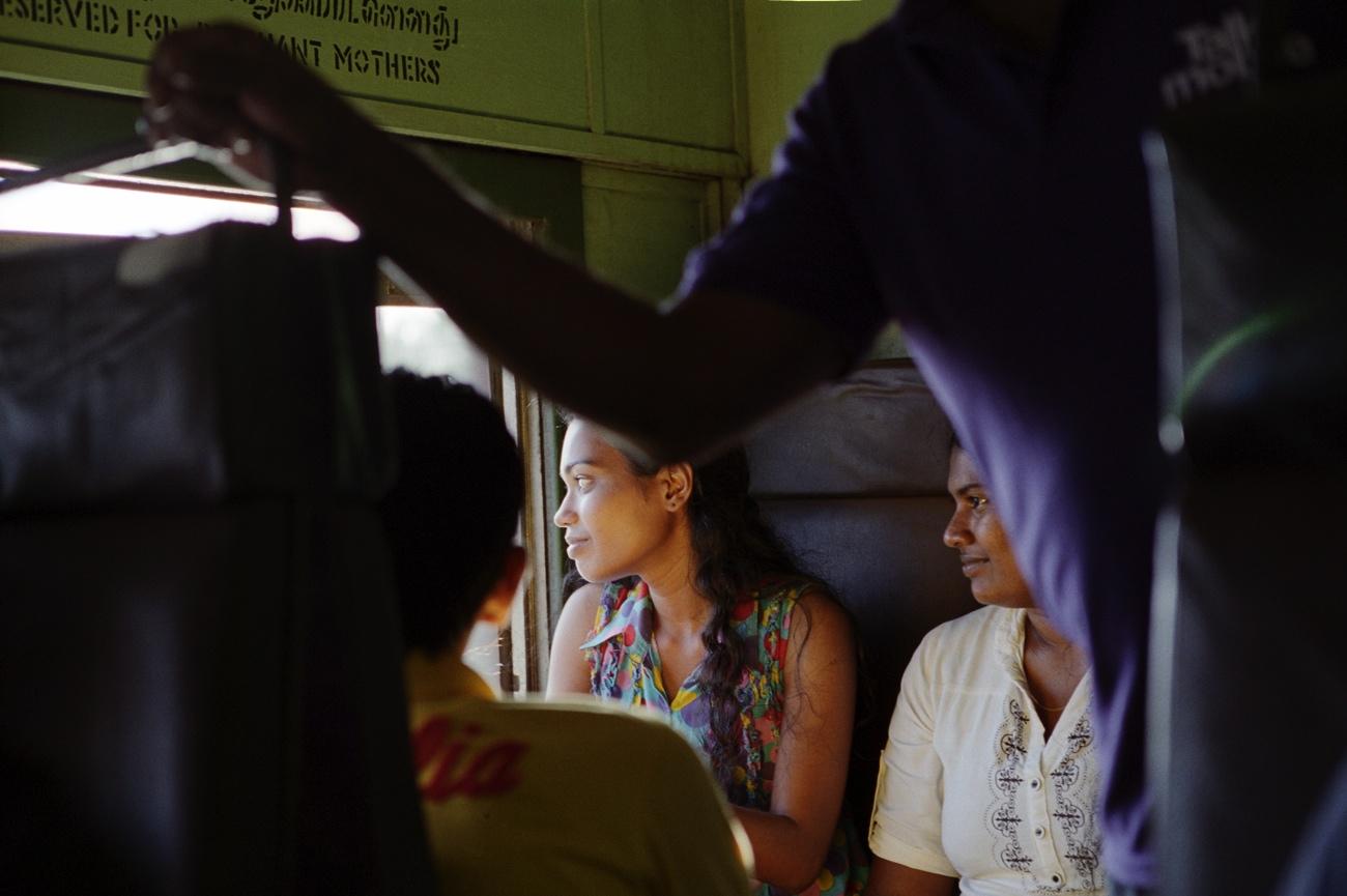 SRI LANKA: MAGIC TRAIN