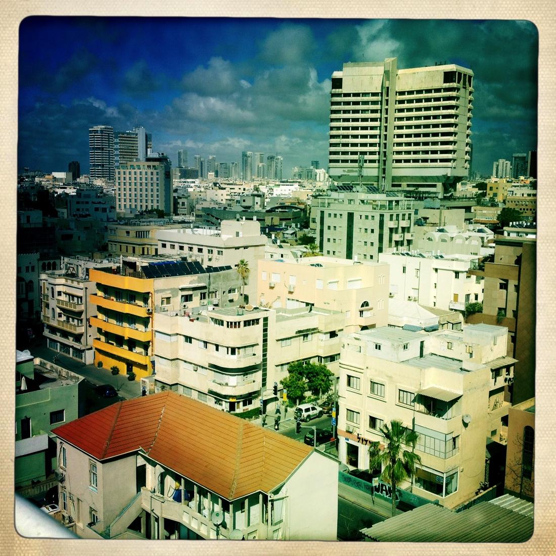 Tel Aviv – תל אביב